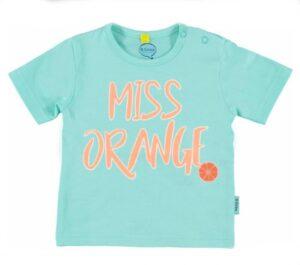 O'Chillie baby meisjes t-shirt Sofie mint