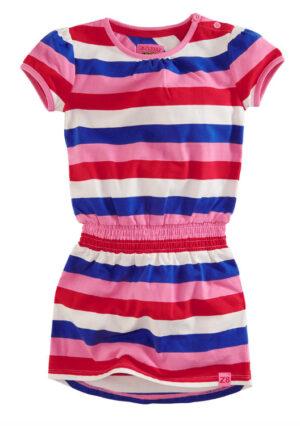 Z8 meisjes jurk Milou stripes