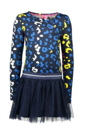 B.Nosy meisjes jurk met tule rok Y908-5854