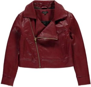 Levv meisjes jacket Dena dusty rouge