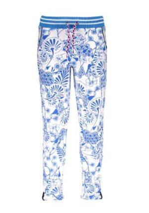 B.Nosy meisjes broek Delfts blauw Y002-5630-135