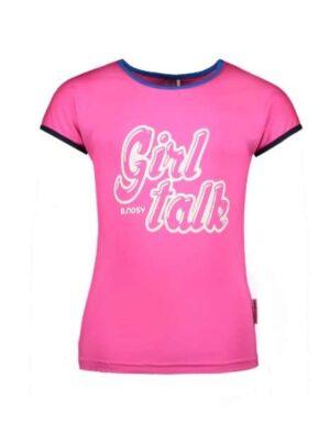 B.nosy meisjes t-shirt pink glo Y002-5434