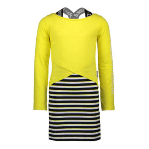 B.Nosy meisjes 2 melige jurk Y002-5815-500