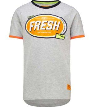 Vingino jongens t-shirt Hamadi light grey