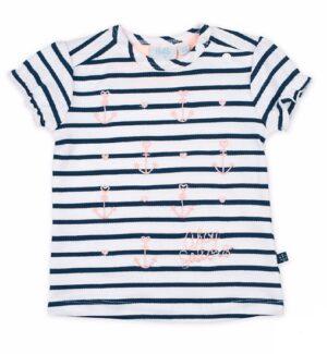 Feetje baby meisjes t-shirt sailor girl stripe