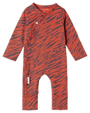 Noppies baby playsuit Solimoas spicy ginger