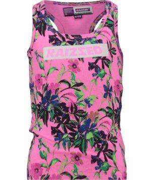 Raizzed meisjes tanktop Phoenix multicolor pink