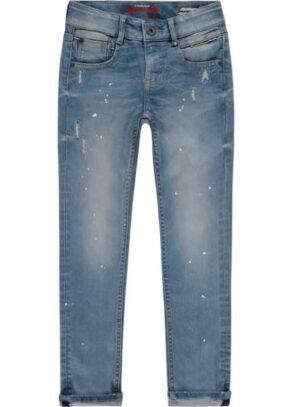 Vingino jongens spijkerbroek Armin light blue vintage