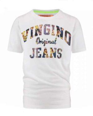 Vingino t-shirt Hawali real white