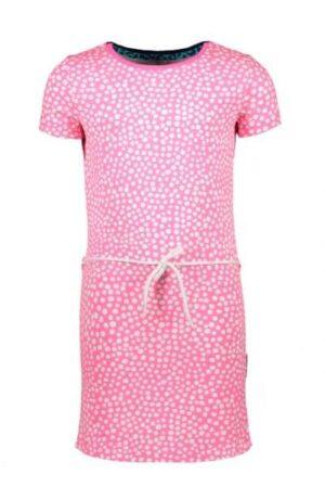 B.Nosy meisjes jurk dots pink lollypop Y005-5841